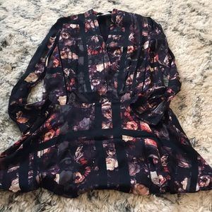 Thakoon Addition Floral Dress